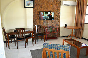 Trinidad  Accomodation furnished apartment Port of Spain