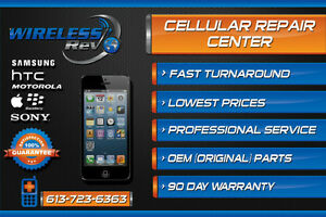 Cell Phone & Smartphone Repairs - Iphone, Samsung Repairs etc