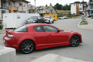 2011 Mazda Rx8 R3