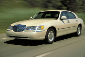 2000 - 2007 Lincoln Continental Cartier Sedan