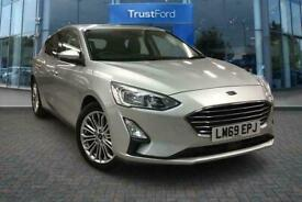 2019 Ford Focus 1.0 EcoBoost 125ps Titanium X 5dr ONE OWNER + FULL SERVICE HISTO