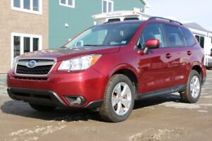 2015 Subaru Forester SUV - CARPROOF CLEAN