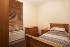 SMALLER SINGLE ROOM TO RENT, PRO HOUSE SHARE, ALL BILLS INC,NO DEP, FULLY FURN V HIGH STAN