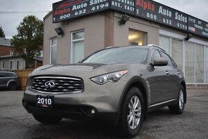 2010 Infiniti FX35 AWD SUV *No Accidents* Certified & Warranty!