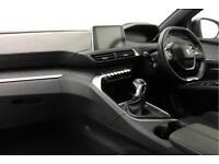 2017 Peugeot 3008 1.6 BlueHDi (120bhp) GT Line (s/s) Diesel white Manual