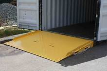 8 Tonne Container Access Ramp Banyo Brisbane North East Preview
