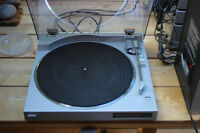 VINTAGE Sony stereo System Turntable,speakers etc.