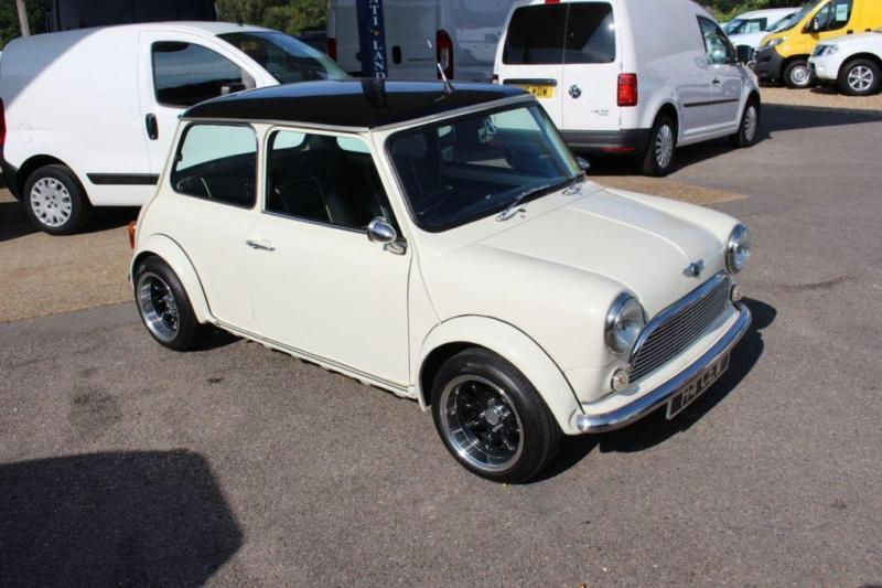 1991 Rover Mini 10 Neon 2d Cooper Style Special That Is