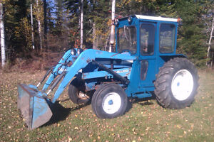 FORD 3000 47 hp Gas Engine 3490 hrs
