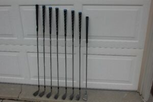 Set of Tommy Armour Irons
