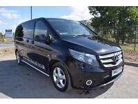 Mercedes-Benz Vito 2.1CDI Sport-Compact 7G-Tronic 119 BlueTEC FINANCE AVAILABLE