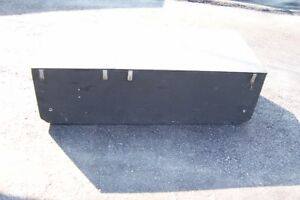 Cargo Box for truck bed, Fifth Wheel Tail Gate, & Rubber Mud