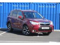 SUBARU FORESTER I XT 2.0 PETROL AUTOMATIC FINISHED IN VENETIAN RED PEARL
