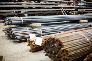 Rebar-Fabrication-Cutting & Bending - Dowel