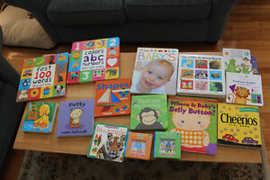 15 Baby /toddler board books in great shape