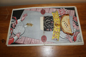 The Pop Up Mother Goose Book 1934 London Ontario image 3