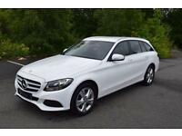 2015 15 MERCEDES-BENZ C CLASS 2.0 C200 SE EXECUTIVE 5D AUTO 184 BHP