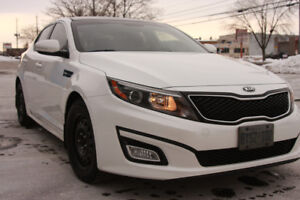 2015 Kia Optima LX Sedan - WARRANTY AND SNOW TIRES INCLUDED