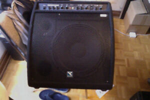 yorkville amp w100 like new condition