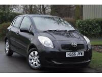 2006 Toyota Yaris 1.4 D 4D T3 5dr 5 door Hatchback