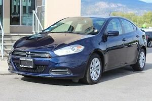 2015 Dodge Dart Aero   - Navigation -  Uconnect - $129.00 B/W  -