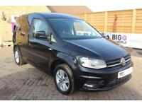 2016 VOLKSWAGEN CADDY C20 TDI 150 HIGHLINE BLUEMOTION TECH DSG PANEL VAN DIESEL