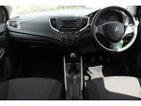 2018 Suzuki Baleno 1.2 Dualjet SZ3 5dr Hatchback Petrol Manual