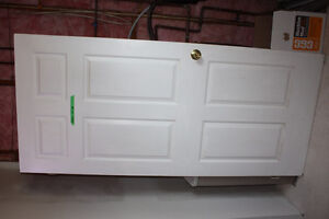 "Six Panel White Door  (36"" x 80"")"