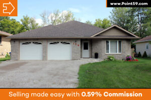 Incredibly well constructed bungalow in quiet Seaforth