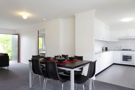 Student accommodation at Macquarie University, North Ryde!