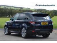 2015 Land Rover Range Rover Sport SPORT 3.0SDV6 HSE DYNAMIC Diesel black Automat