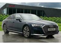 2018 Audi A8 S line 50 TDI quattro 286 PS tiptronic Saloon Diesel Automatic