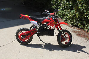 New Electric Pocket Bike