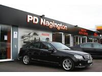 2009 MERCEDES BENZ C CLASS C180K BlueEFFICIENCY Sport