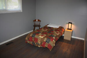Student room rental in luxury furnished house 2 km from Brock