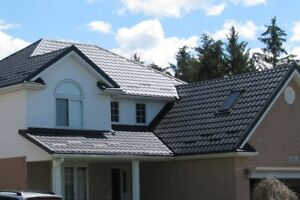 canadian Metal Roof Manufacturing Sale ( save the HST )
