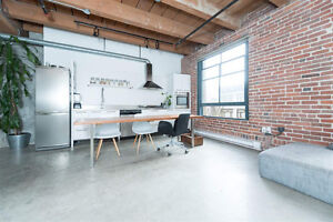 Super Cool Suite in the Coveted Koret Lofts -- 55 E CORDOVA ST