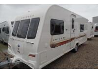 2011 Bailey Unicorn Valencia AN OUTSTANDING TOP OF THE RANGE FIXED BED TOURER