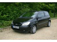 SPOTLESS HYUNDAI GETZ CATNGSI done 69490 Mile with NEW MOT and SERVICE HISTORY