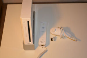 Wii Console - $40