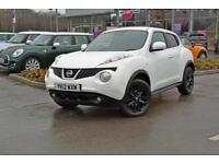 2012 NISSAN JUKE Nissan Juke 1.6 Acenta Premium 5dr 2WD