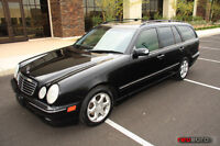 MERCEDES WAGON E320 WANTED