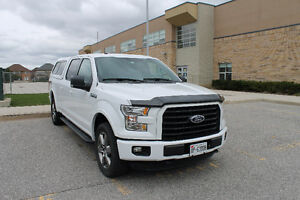 2016 Ford F-150 SuperCrew XLT SPORT Pickup Truck
