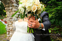 Wedding packages starting at $600!!