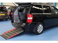 Kia Sedona Ts wheelchair accessible vehicle mobility car 4 seats disabled wav