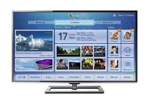 Toshiba 58-Inch 58L7350UC 240 Hz 1080p Active 3D LED Smart Tele