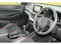 2019 Hyundai Tucson 1.6 TGDi 177 N Line 5dr 2WD SUV Petrol Manual