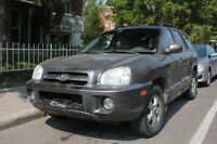 2005 Hyundai Santa Fe VUS