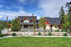Luxury in the country! Spectacular 5 bdrm beauty!