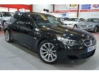 2006 06 BMW 5 SERIES 5.0 M5 4D 501 BHP
